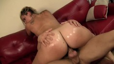 Briella Bounce's Tight Honey Hole Gets The Deep Pounding It Deserves