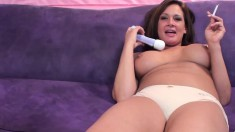 Big Breasted Cougar Tory Lane Gets Her Peach Devoured And Nailed Good