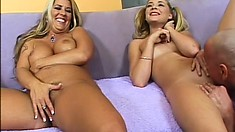 Her mom passed down her sexy curves and love for big hard cocks