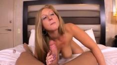 Lisa Ann get her boobs lick by her friend
