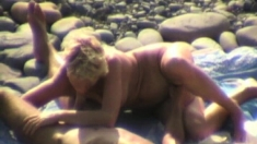 Public Blowjob On Beach That Leads To Fucking
