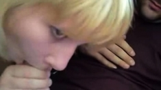 Hot Blonde Teen Takes A Big Dick Pov Style