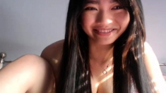 Hot ASian Teen Webcam Striptease